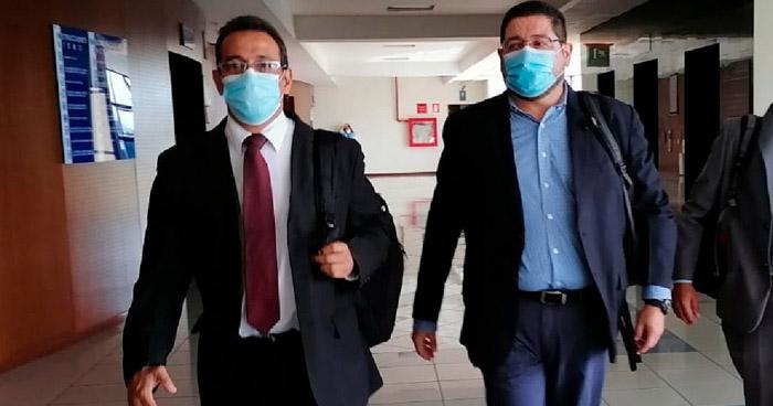 Piden 9 años de cárcel para exdirectores de Centros Penales por actos de corrupción