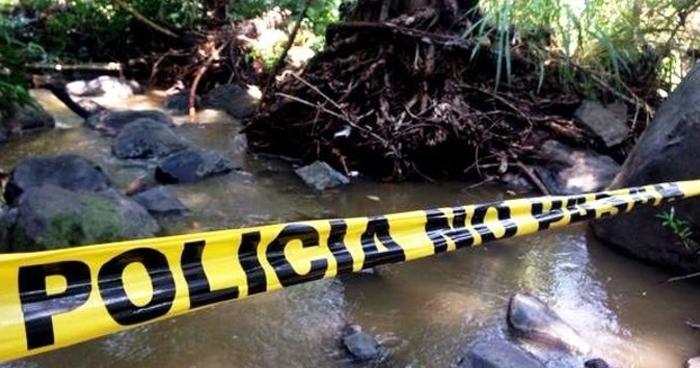 Niña de 7 años murió al ser arrastrada por repunte de una quebrada en Sonsonate