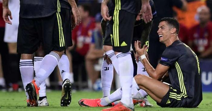 Cristiano, sancionado con solo un partido tras expulsión en Champions