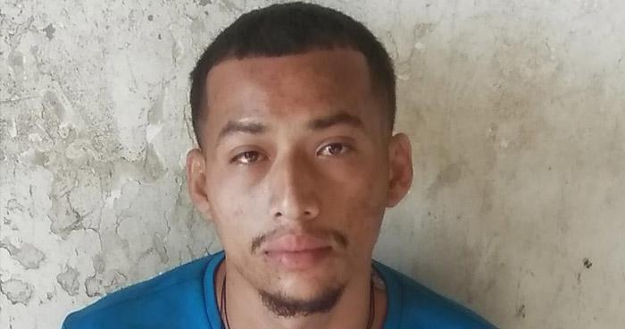Capturan a pandillero que cultivaba marihuana en San Miguel