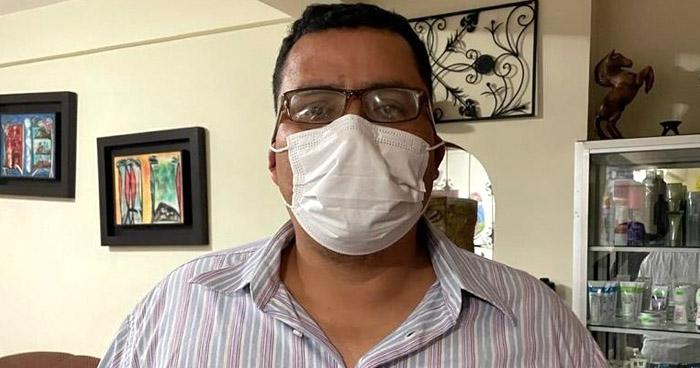 Integrante de Nuevas Ideas denuncia a Roberto Silva por Difamación