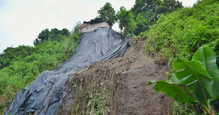 Medio Ambiente advierte sobre probabilidad de deslizamientos