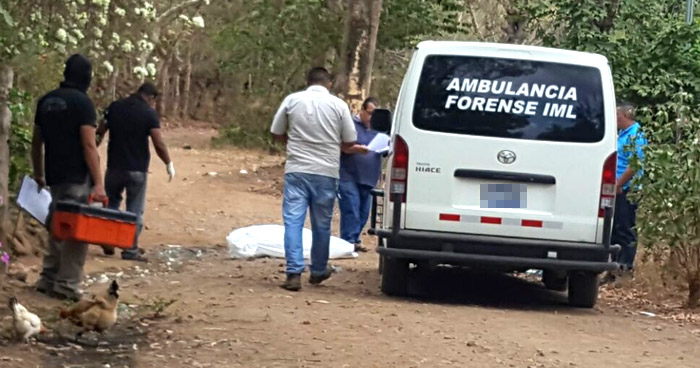 Joven desaparecida desde el jueves fue encontrada semienterrada en Izalco