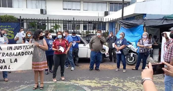 SITRAL denuncia 1.750 despidos en cinco meses