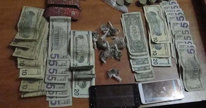 Dos detenidos, droga y mercadería ilegal incautada en diferentes puntos del país