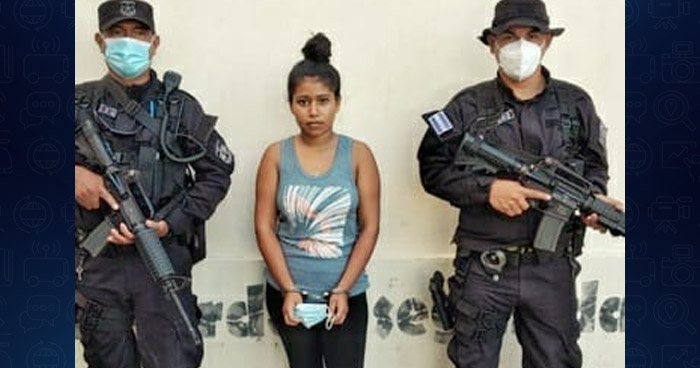 Capturada por fingir secuestro y pedir dinero de rescate a su pareja