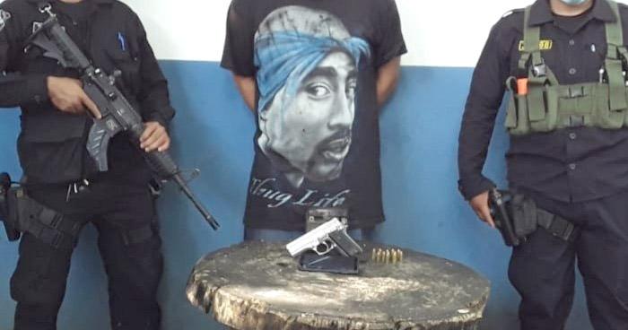 Capturan a miembros de pandillas que operaban en Usulután y La Libertad