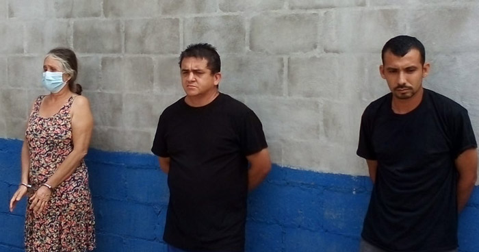 Tres detenidos y un intimado por homicidio cometido en Usulután