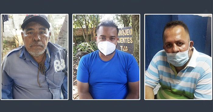 Capturan a vinculados en asesinato de cobrador de la Ruta 113 en San Martín