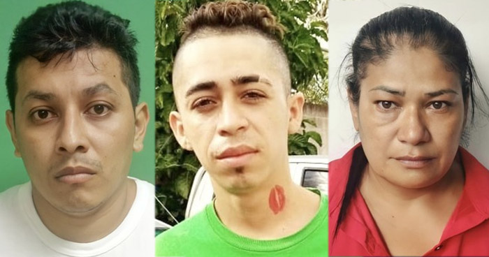 Capturados por extorsión, agresión sexual y homicidio