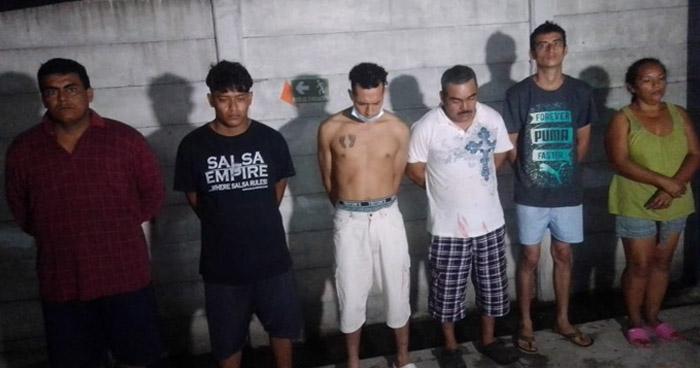 Capturan en Nejapa a responsables de 4 homicidios