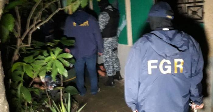 Operativo en Sonsonate deja 27 personas capturadas por delitos sexuales