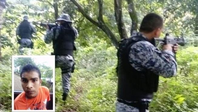 Detienen a palabrero responsable de atentados contra policías que residen en Acajutla