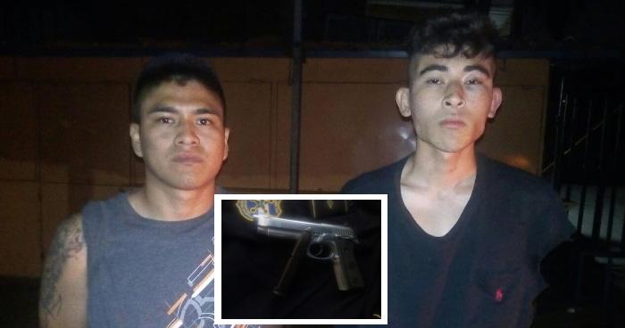 Capturan a gatillero responsable de varias muertes en Mejicanos y alrededores