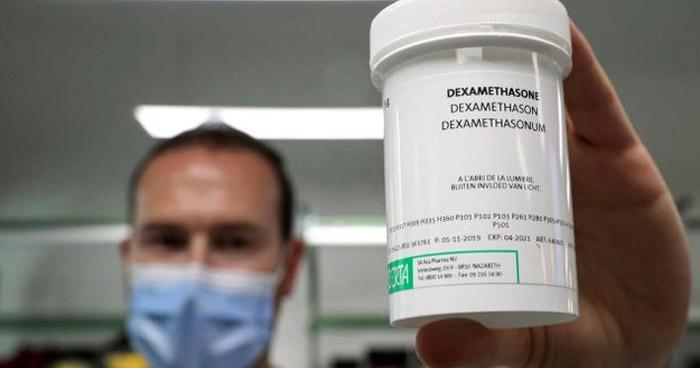OMS advierte que la Dexametasona debe usarse únicamente en casos graves de COVID-19