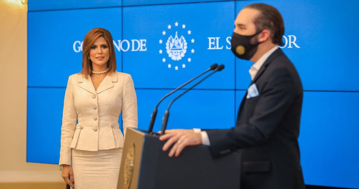 Asamblea analiza dar permiso a Milena Mayorga para ejercer como embajadora en EE.UU.