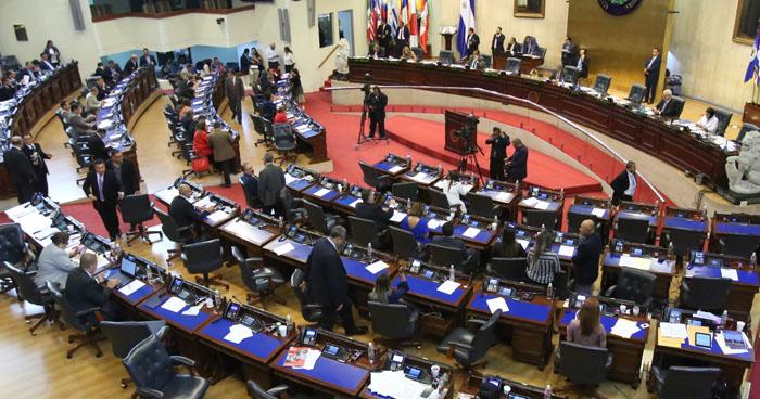 Diputados aprueban $1.5 millones para oficinas de la Asamblea Legislativa