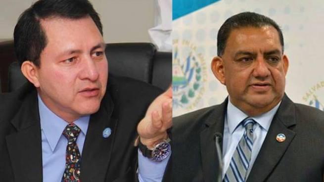 Diputados Mario Ponce y Alberto Romero se enfrentan por tema de reuniones con el Gobierno