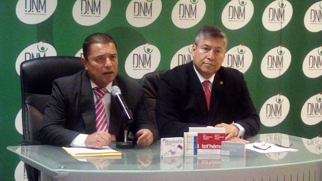 DNM reintegra medicamentos que presentaban anomalías en farmacias del país