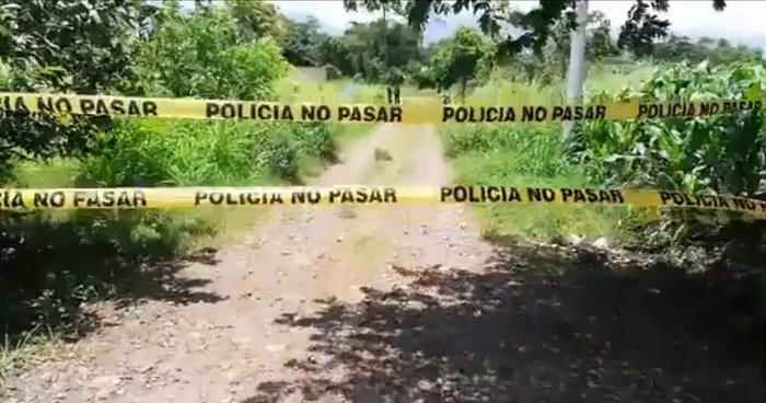 Dos albañiles fueron asesinados en El Refugio, Ahuachapán