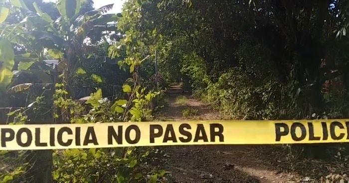 Hermanos asesinados en El Tránsito, San Miguel