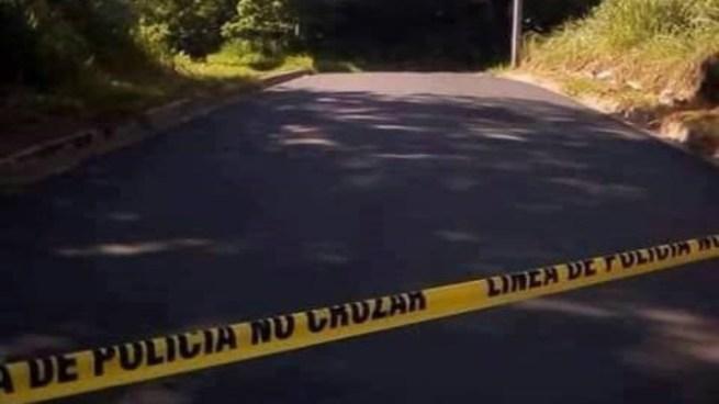 Un doble homicidio se registró este lunes en Corinto, Morazán