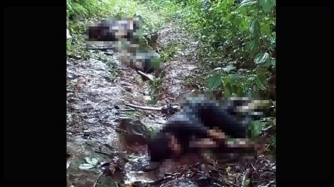 Matan a balazos a dos hombres en una finca de Apaneca, Ahuachapán