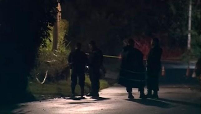 Acribillan a balazos a dos hombres en calle principal de San Pedro Perulapán, Cuscatlán