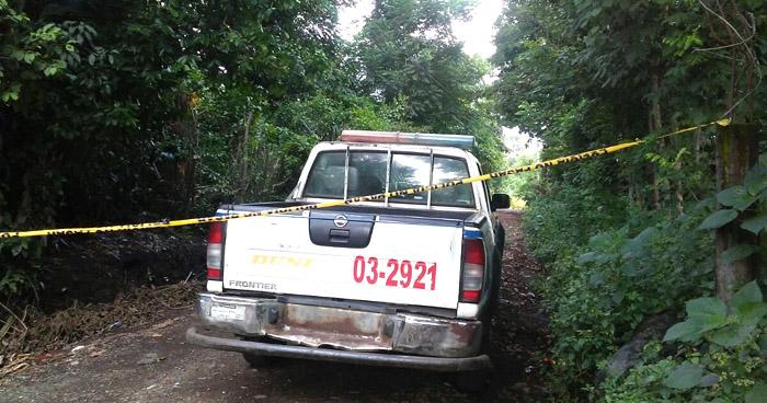 Asesinados cuando se dirigían a trabajar en San Rafael Obrajuelo, La Paz