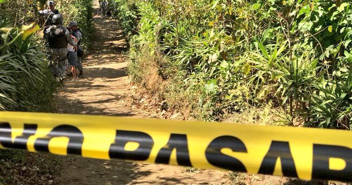 Matan a dos jóvenes cuando se dirigían a cortar café en Nahuizalco, Sonsonate