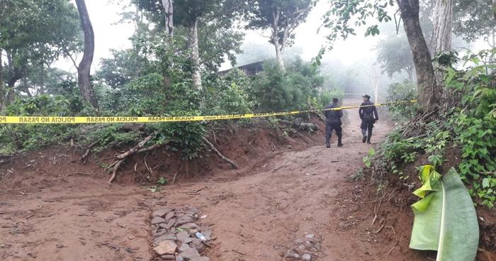 Persiguen y matan a un joven en Tacuba, Ahuachapán