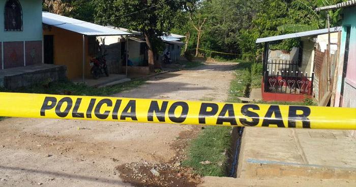 Asesinan a tía y sobrina en cantón de Santa Elena, Usulután