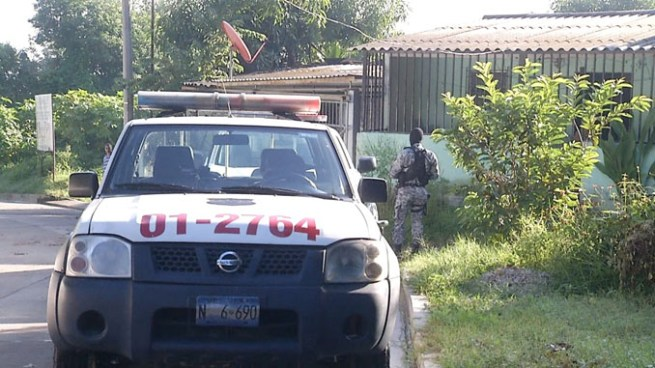 Asesinan a dos trabajadores agrícolas en San Vicente