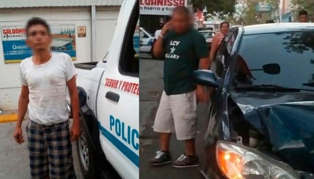 Un conductor con 512 grados de alcohol en la sangre y otro con 321 fueron detenidos en Sonsonate