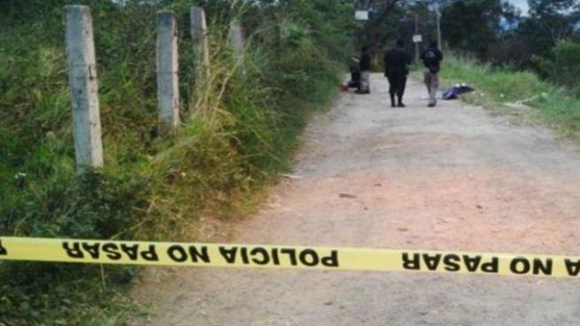 Dos personas mueren tras ser atacadas a balazos en distintos puntos de Santa Ana