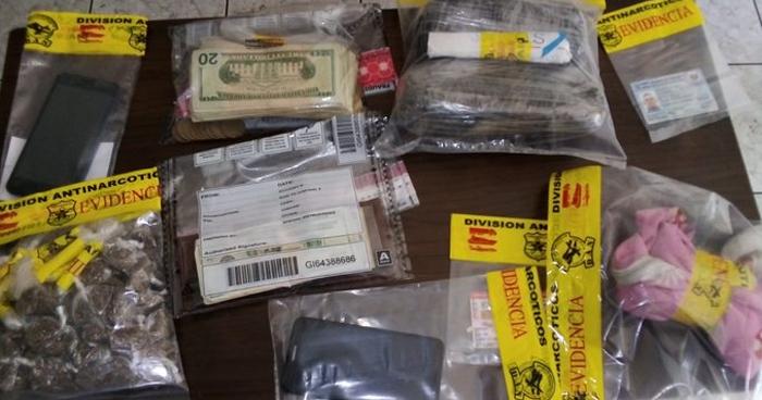 Traficantes escondían drogas en hojas de lechuga y repollo