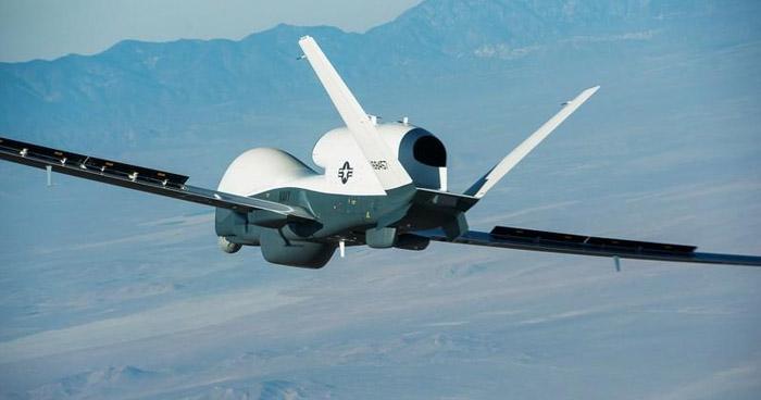 Irán derriba un dron espía de EEUU en el sur del país: medios iraníes