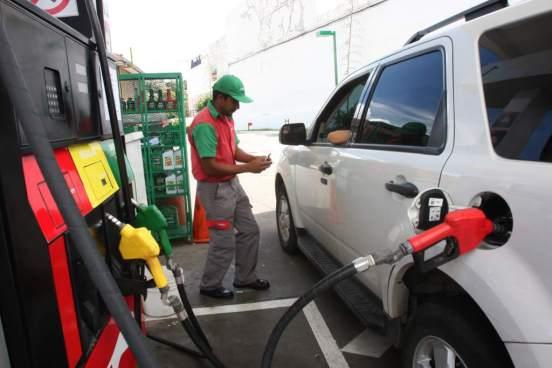 Precios de los combustibles a la baja nuevamente