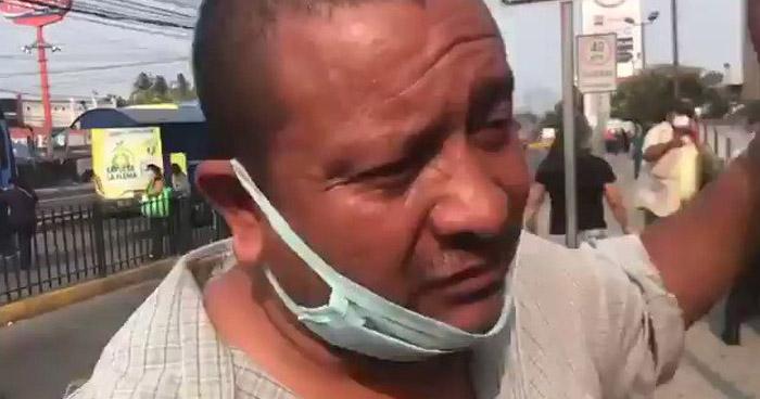 Detienen a conductor ebrio sobre Bulevar del Ejército, en Soyapango
