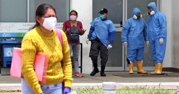 Ecuador registra 621 nuevos casos de COVID-19 y 121 fallecidos en últimas 24 horas