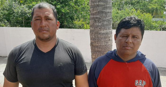 Entregaron droga a una embarcación con tripulantes guatemaltecos