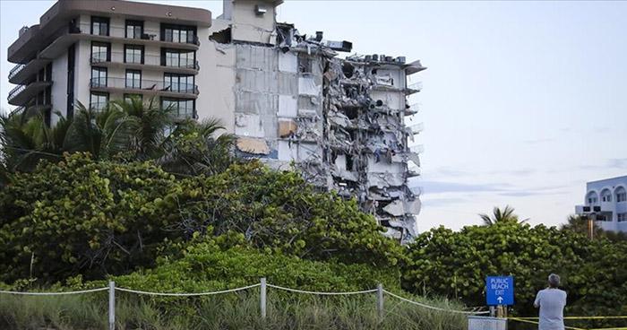 Confirman 10 muertos tras colapso de un edificio en el sur de Florida