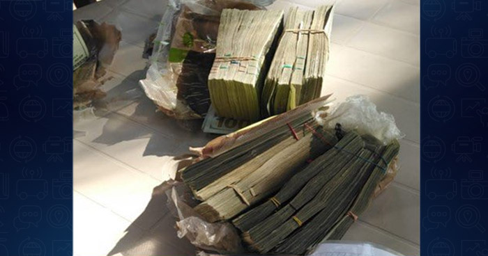 Encuentran más de $65 mil en efectivo en rancho de Intipucá, La Unión