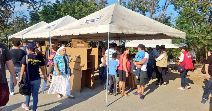 Se cierran oficialmente las urnas en los centros de votación a nivel nacional