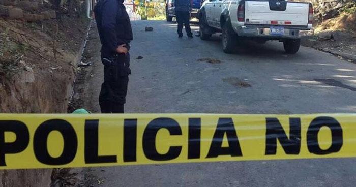 Ejecutan a empleado de la alcaldía de San Francisco Chinameca, en La Paz