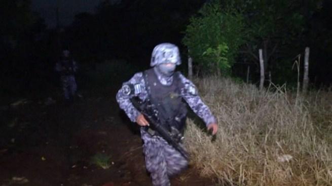 Pandilleros atacan a equipo policial durante un operativo en Morazán