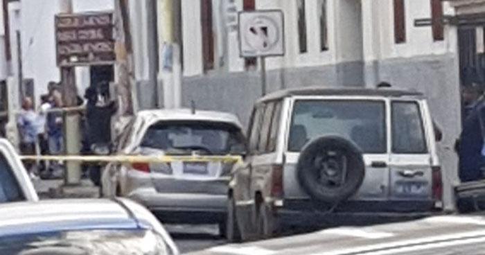 Pandilleros tenían privado de libertad a un hombre cuando se enfrentaron a policías en Ahuachapán