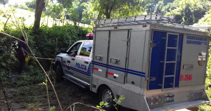 Pandillero muerto y tres lesionados tras intercambio de disparos en La Libertad
