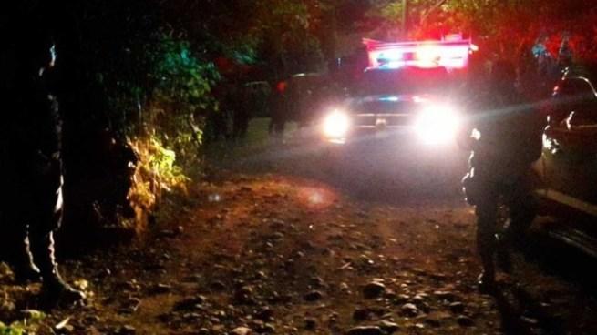 Muere un pandillero tras enfrentamiento con policias en Nahuizalco
