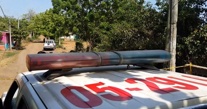 Pandillero muerto luego de atacar a policías y militares en Jiquilisco, Usulután